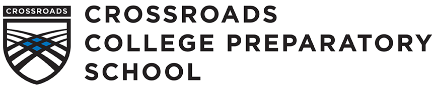 current Crossroads College Prep logo