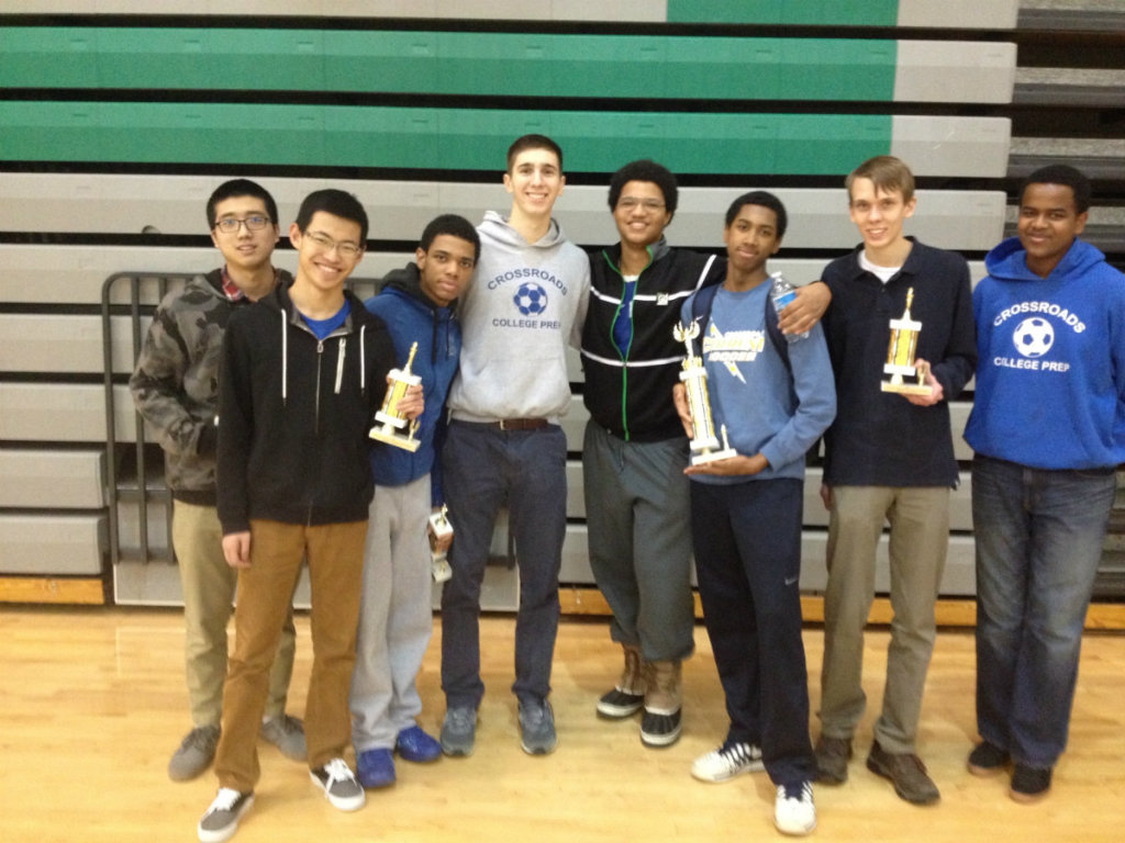 Pattonville Chess Awards 2015