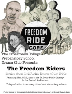 Freedom Ride poster