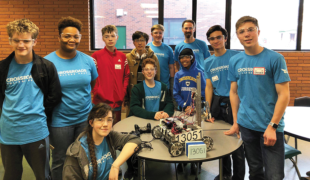 Crossroads Robotics Team
