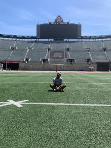 Ashlyn Wiley at Ohio State University